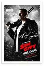 MICKEY ROURKE SIN CITY 2 A DAME TO KILL FOR SIGNED PHOTO PRINT AUTOGRAPH POSTER