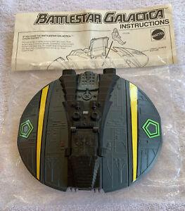 Boxed Vintage 1978 Battlestar Galactica Cylon Raider Ship By Mattel
