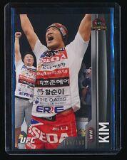 DONG HYUN KIM 2015 TOPPS UFC CHAMPIONS BLACK #75 164/188
