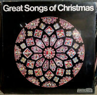 Great Songs Of Christmas Album 9 from Goodyear record album Columbia Records