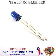 950 µ IR LED Lámpara Azul 5 mm ir emisor tsal 6100 de alta potencia