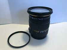 Sigma 17-50mm f/2.8 EX DC OS HSM Zoom Lens for Canon APS-C