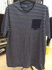 Mens M&S T Shirt / Pyjama Top Size Large