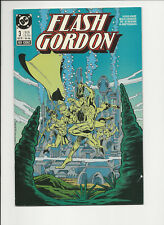 NEAT 1988 DC COMICS FLASH GORDON COMIC BOOK ISSUE # 3