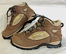 Drew Shoe Mens Rockford Boot, Wheat Nubuck, Hiking Booth Size 9.5