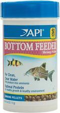 (2 Pack) API Bottom Feeder Fish - Premium Shrimp Pellets 4 Ounces