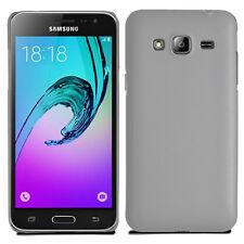 For Samsung Galaxy J3 2016 Slim Hybrid Hard Case Clip On Cover & Screen