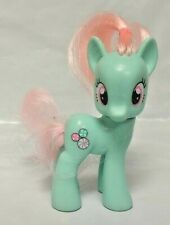 My Little Pony G4 Minty Brushable MLP Horse Green Pink 2013 Candy Marks on Tush