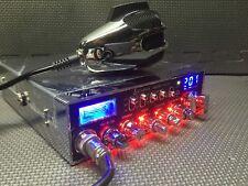 Cobra 29 LTD Chrome - RED NITRO LED LIGHT RINGS + PERFORMANCE TUNED