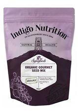 Organic Gourmet Seed Mix - 500g - Indigo Herbs