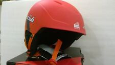 Bolle B-Yond Adult Ski Snowmobile Helmet - Soft red gradient size M 54-58 cm