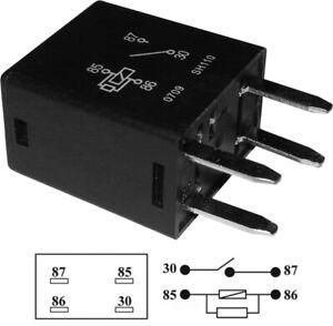 A/C Compressor Control Relay Santech Industries MT0959