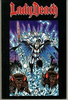 Lady Death reckoning A tale of dark destiny told in three parts Chaos Comics NEW