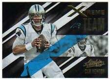 2016 Panini Absolute Xtreme Team #19 Cam Newton Panthers