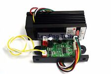 532nm 100mw Fat Beam Powerful Green Diode Dot Laser Module w/ TTL & Driver Out
