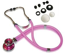 Sprague Rappaport Stethoscope, Adult, PINK, PINK, and HOT PINK Chestpiece