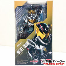 S.H. Figuarts venaient Rider Build Night Rogue Action Figure Bandai Tamashii Nations