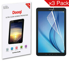 3X Dooqi HD Clear LCD Screen Protector Shield For Samsung Galaxy Tab E 8.0