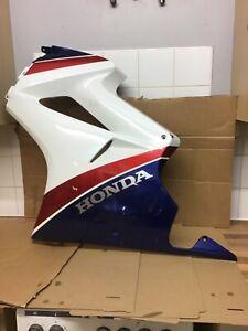Honda vfr800 left fairing