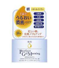 Shiseido Senka Perfect Gel Morning SPF50+ 90g fragrance and colour free