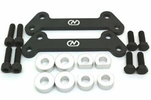 Brake Adapters Upgrade for 2 Pot Caliper to Fit Impreza