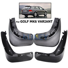 MUDGUARDS FIT FOR VW GOLF MK6 6 VARIANT ESTATE MUD FLAP SPLASH GUARDS MUDFLAPS