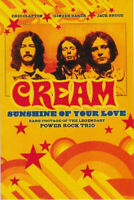 DVD Cream – Sunshine Of Your LoveGermany  2006 Sealed