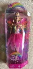New Barbie Magic of the Rainbow Fairytopia 2006 Elina Doll Sealed Mattel