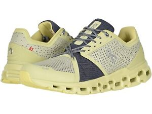 NEW On Cloudstratus Men's Running Shoes, Size 11.5, Pistachio/Grey