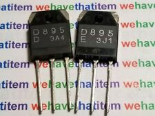 2SD895 / D895  / TRANSISTOR /  TO247 / 2 PIECES (QZTY)