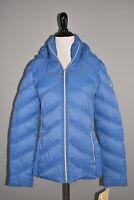 MICHAEL MICHAEL KORS NEW $199 Hooded Packable Down Puffer Coat XS