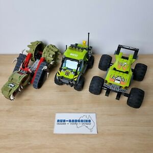 LEGO Mixed Lot - Monster Truck 60121 Volcano Exploration - Bundle Bulk Genuine