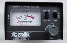 CRT SWR-2  ROSMETRO-WATTMETRO + cavetto di collegamento omaggio