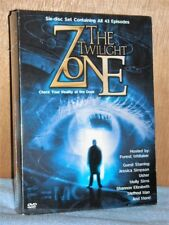 The Twilight Zone (2002) (DVD, 2004 6-Disc Set) Forest Whitaker Jeremy Piven
