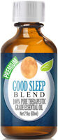 Good Sleep Essential Oil Blend (100% Pure & Natural) Glass Bottle + Euro Dropper