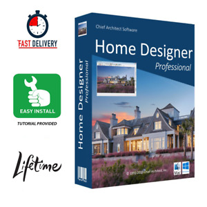 Chief Architect Home Designer Pro 2021 ✔️lifetime activation  🔥Fast E-delivery