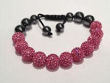 Tresor Paris Bracelet Crystal and Magnetite rrp £149