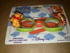 The Disney Store Pooh Swim Goggles Brand New In Package