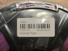 New 3D ABS Noctilucent Purple Printer Filimaent 1.75mm 2.2lbs.
