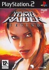 Lara Croft Tomb Raider: Legend (PS2) VideoGames