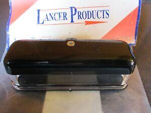 TW73 New Lancer Black Number Plate Light Lamp
