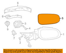 JAGUAR OEM 17-18 F-Pace Outside Mirrors-Front Door-Mirror Glass Right T4A5634
