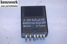 Mercedes W123 R107 W126 Steuergerät Relais Kraftstoffpumpe KPR M110 0015454305