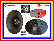 Brembo 2xBremsscheiben mit Radlagersatz-238 mm-HA-RENAULT Clio II,Megane I,19 ..
