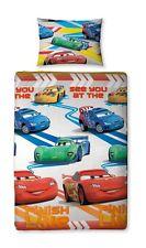 Disney Pixar Cars 2 ropa de cama infantil 135x200 Rayo McQueen nuevo emb. orig.
