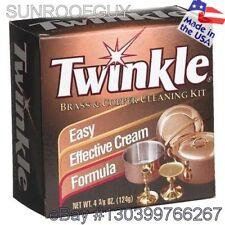 TWINKLE Brass/Copper Cleaner/Polish Anti-Tarnish - NEW