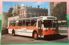 London Transit Orion Bus No 8413 (# 6 Richmond) Bus Postcard