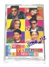 Awara Paagal Deewana - Bollywood Indian Cassette (not CD) Akshay Kumar Anu Malik