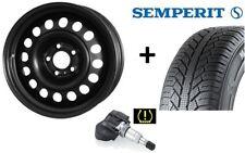 4x Winterräder für neuen Ford Mondeo BA7 Semperit Reifen 215/60 R16 Felgen RDKS
