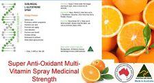 Multi Vitamin Vitamin C- Sublingual L-Glutathione New Formula Beauty Glo Amazing